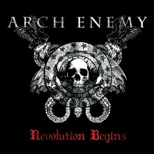 Arch Enemy альбом Revolution Begins