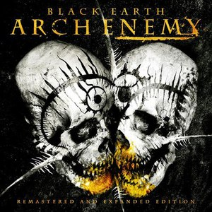 Arch Enemy альбом Black Earth (re-issue 2013)