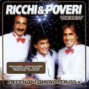 Ricchi E Poveri альбом The Best