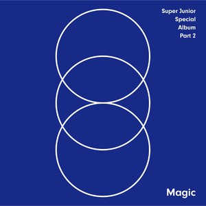 Super Junior альбом MAGIC - SUPER JUNIOR SPECIAL ALBUM PART.2