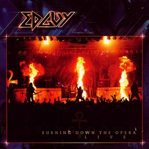 Edguy альбом Burning Down The Opera