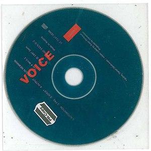 Альбом Colin Newman Voice