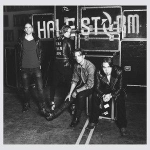 Halestorm альбом Into The Wild Life