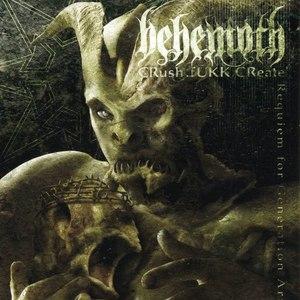 Behemoth альбом Crush.Fukk.Create: Requiem For Generation Armageddon
