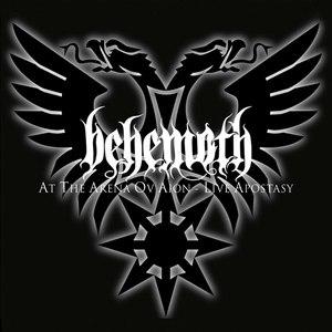 Behemoth альбом At The Arena Ov Aion - Live Apostasy