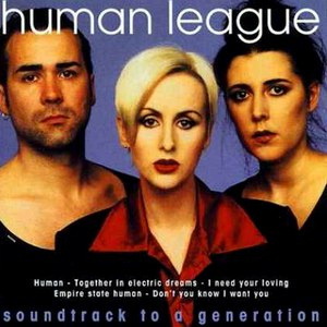 The Human League альбом Soundtrack to a Generation