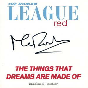 The Human League альбом The Things That Dreams Are Made Of