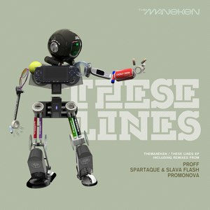 The Maneken альбом These Lines