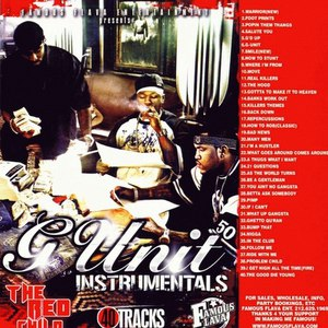 G-Unit альбом The Red Child (instrumentals)