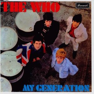 The Who альбом My Generation (Remastered Mono Version)