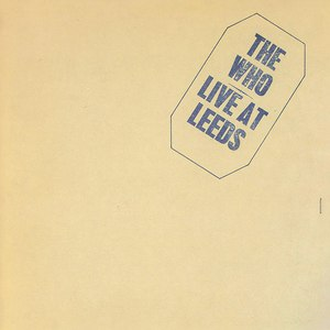 The Who альбом Live at Leeds