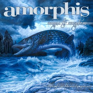 Amorphis альбом Magic and Mayhem - Tales From the Early Years