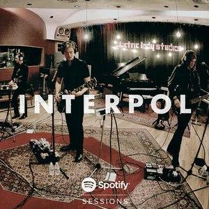 Interpol альбом Spotify Sessions
