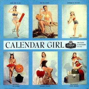 Julie London альбом Calendar Girl