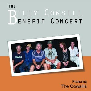 The Cowsills альбом The Billy Cowsill Benefit Concert Featuring the Cowsills