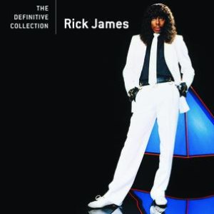 Rick James альбом The Definitive Collection