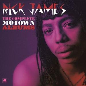 Rick James альбом The Complete Motown Albums