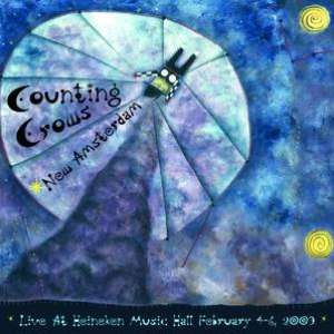 Counting Crows альбом New Amsterdam Live At Heineken Music Hall February 6, 2003