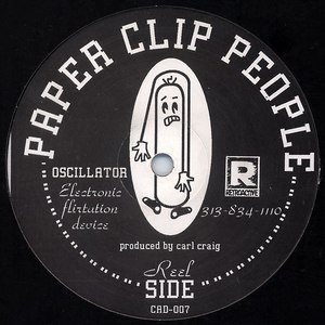 Paperclip People альбом Oscillator (Electronic Flirtation Device)
