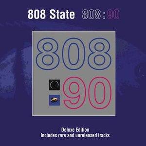 808 State альбом Ninety (Digitally Remastered + Archives Part I)