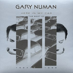 Gary Numan альбом Here In My Car: The Best Of Gary Numan