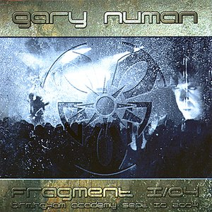 Gary Numan альбом Fragment 01-04