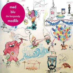 MED альбом The Burgundy EP