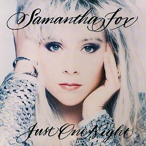 Samantha Fox альбом Just One Night