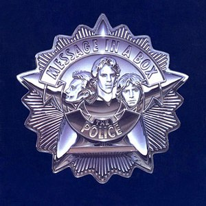 The Police альбом Message in a Box: The Complete Recordings