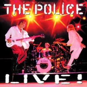 The Police альбом Live! (Remastered)