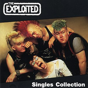 The Exploited альбом The Singles Collection