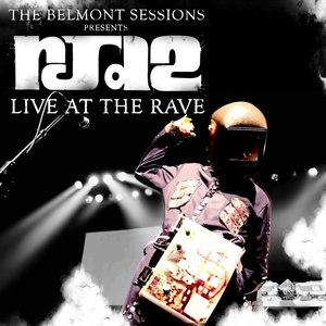 RJD2 альбом Live at the Rave