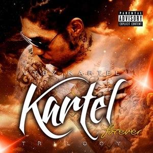 Vybz Kartel альбом Kartel Forever: Trilogy