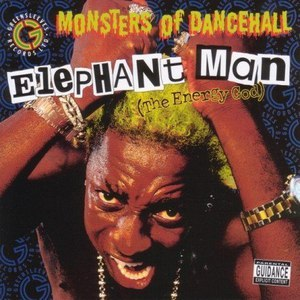 Elephant man альбом Monsters Of Dancehall