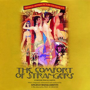 Angelo Badalamenti альбом The Comfort of Strangers (Cortesie Per Gli Ospiti)