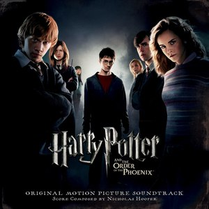 Nicholas Hooper альбом Harry Potter and the Order of the Phoenix (Original Motion Picture Soundtrack)