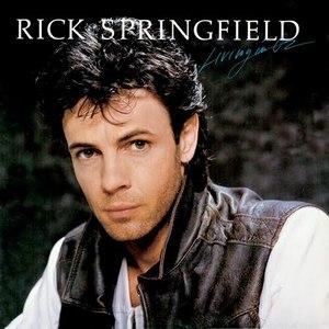 Rick Springfield альбом Living In Oz