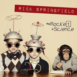 Rick Springfield альбом Rocket Science