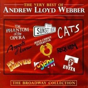 Andrew Lloyd Webber альбом The Very Best of Andrew Lloyd Webber