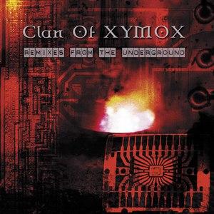 Clan Of Xymox альбом Remixes From The Underground