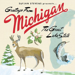 Sufjan Stevens альбом Michigan