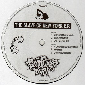 Godfather Don альбом The Slave Of New York E.P.