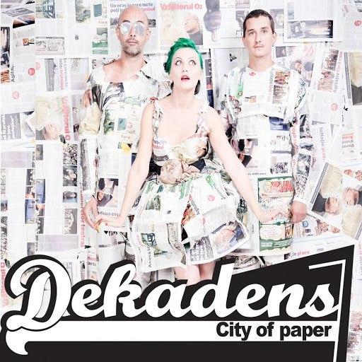 DekaDens альбом City of Paper