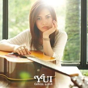 Yui альбом Green a.live