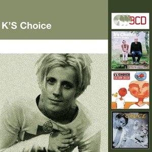 K's Choice альбом 3 CD Set