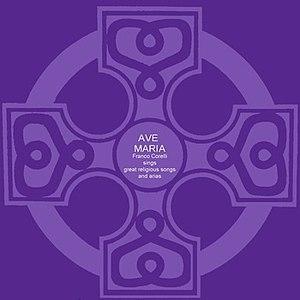 Franco Corelli альбом Ave Maria