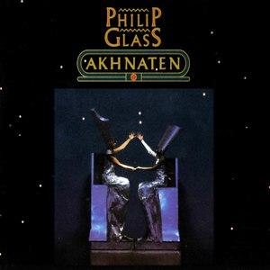 Philip Glass альбом Akhnaten
