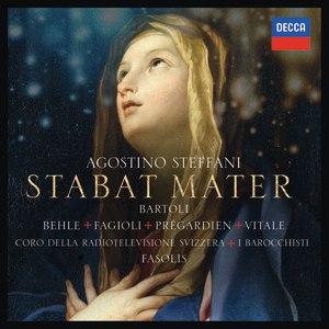 Cecilia Bartoli альбом Steffani: Stabat Mater
