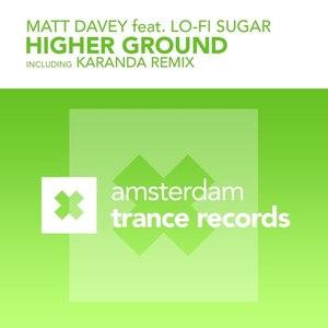 Matt Davey альбом Higher Ground