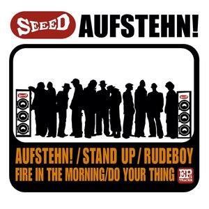 Seeed альбом Aufstehn!